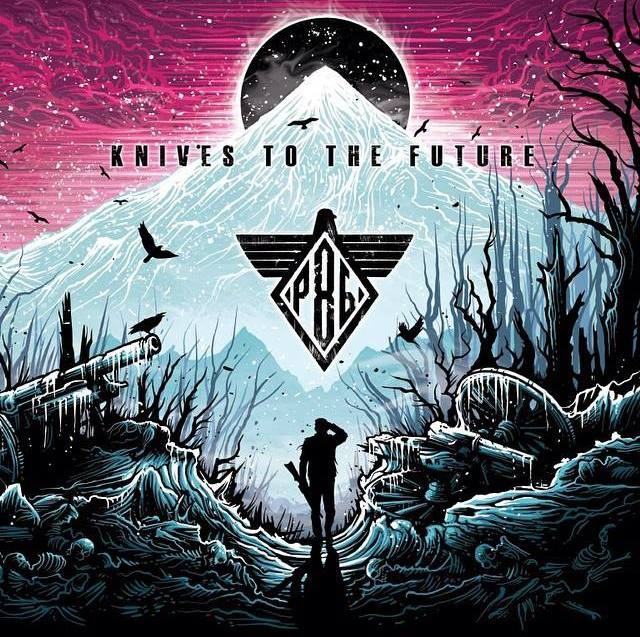 Project86 - Knives To The Future Album Review