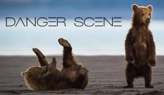danger scene