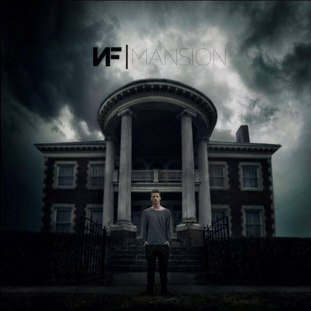 NF mansion album art